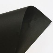 Дизайнерская бумага Nettuno, цвет чёрный, 21 см. х 30 см.
