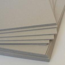 Картон переплётный, 20 х 30 см., толщина 1,5 мм.