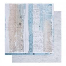 """Лист бумаги от АртУзор """"Старое письмо"""", 30,5 х 30,5 см."""