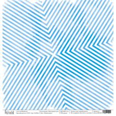 "Лист бумаги от Polkadot ""Млечный путь"" Навигация, 30 х 30 см."