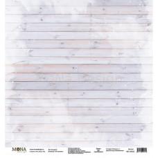 """Лист бумаги 30x30 см. от Mona Design За партой """"Учат в школе"""""""