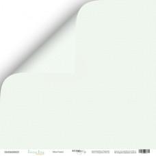 Лист двусторонней бумаги 30x30 см. от Scrapmir Every Day Pastel Мятный