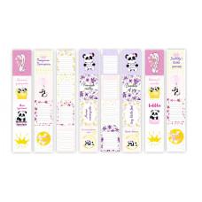"""Карточки для вырезания от Фабрики Декора """"My little baby girl"""", 5 полос"""