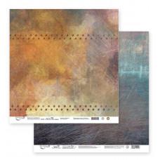 """Лист бумаги от Mr.Painter """"Механическое сердце"""" Лист 4, 30 х 30 см."""