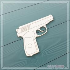 "Чипборд ""Пистолет"""