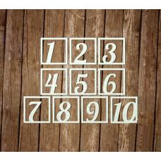 Цифры [9]