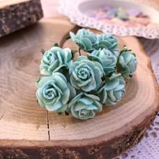 Роза, 2 см., мятная