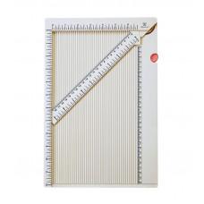 """Доска для биговки многофункциональная """"Рукоделие"""", 34,4 x 23 см."""