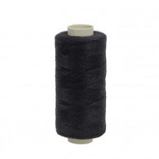 Нитка швейная DOR TAK 40S/2, цвет чёрный
