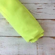 Искусственная замша для скрапбукинга, цвет лимонный (35 х 50 см.)