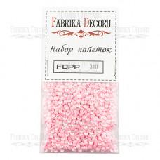 Набор пайеток Фабрика Декора, розовый (310)