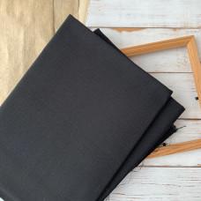 Ткань однотонная Рип-Стоп чёрная