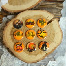 """Набор топсов для скрапбукинга """"Happy Halloween"""""""