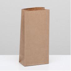 Пакет крафт, 17х8х5 см.