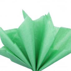 Бумага тишью, зелёная