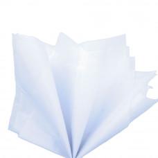 Бумага тишью, белая глянцевая