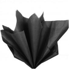 Бумага тишью, чёрная