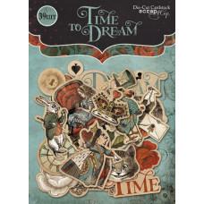 Набор высечек для скрапбукинга 39 шт. от Scrapmir Time to Dream